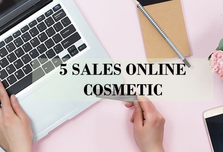 5 SALES ONLINE (Cosmetic) | FULL TIME | HANOI