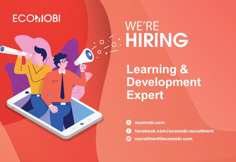 LEARNING & DEVELOPMENT EXPERT | FULL TIME | HANOI