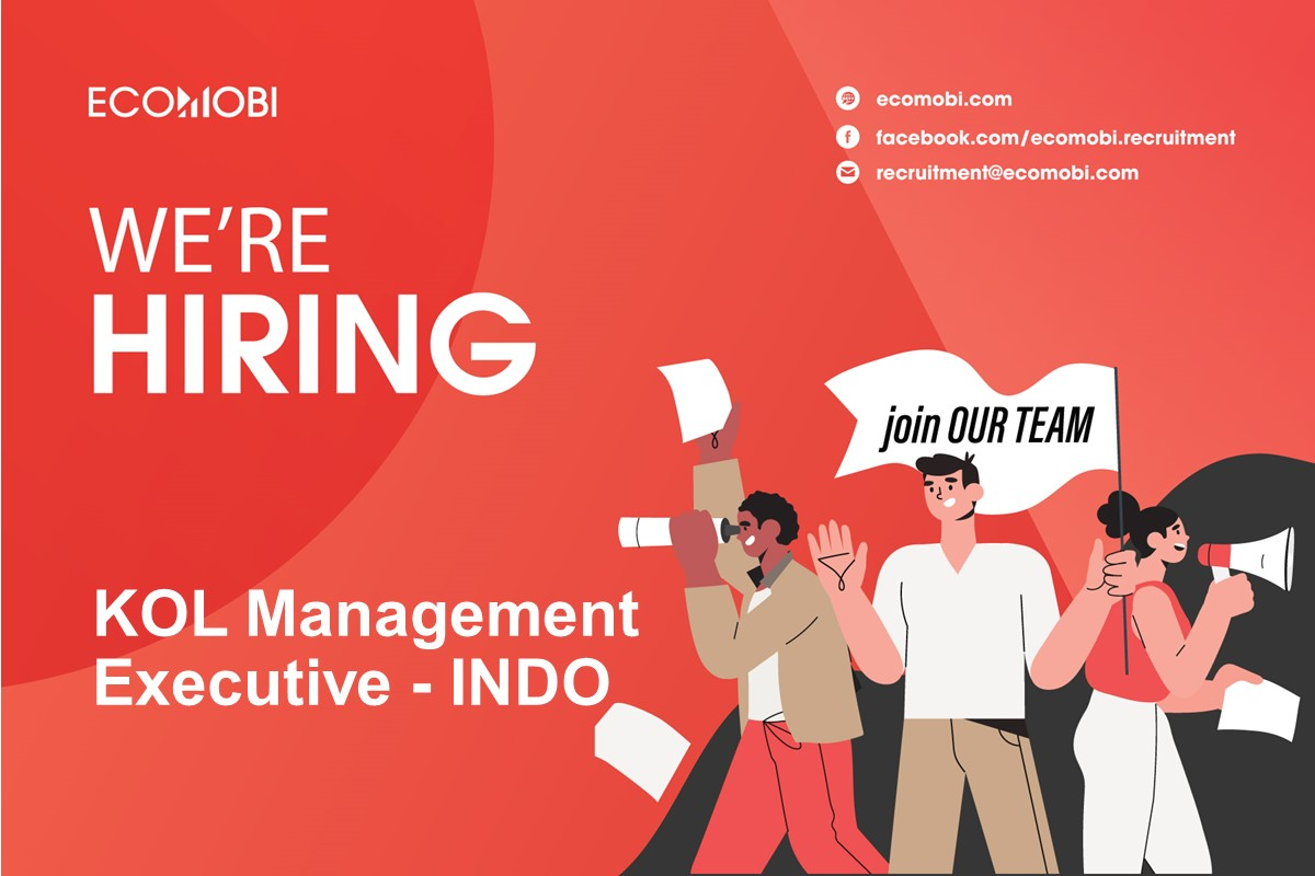 KOL Management Executive | Full time | INDO