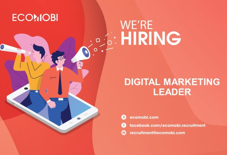 DIGITAL MARKETING LEADER (XWash) | FULL TIME | HANOI