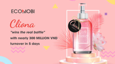 """Cliona """"wins the real battle"""" with nearly 300 million VND turnover in 5 days"""