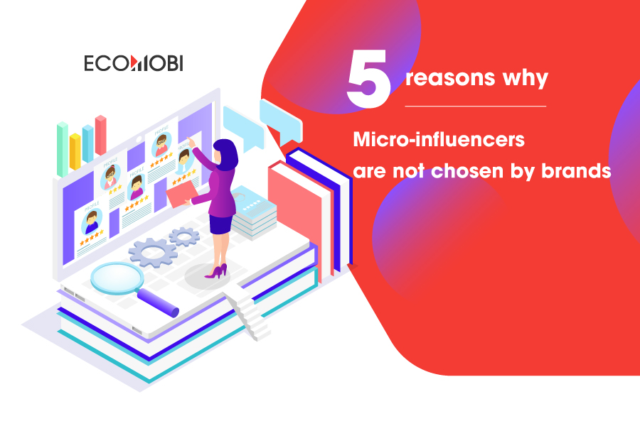 5 reasons why Micro-influencers are not chosen by brands