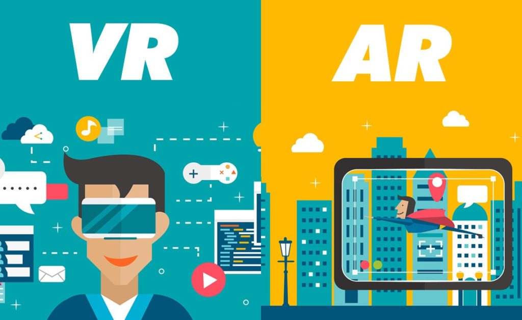 The trend of AR and VR technology