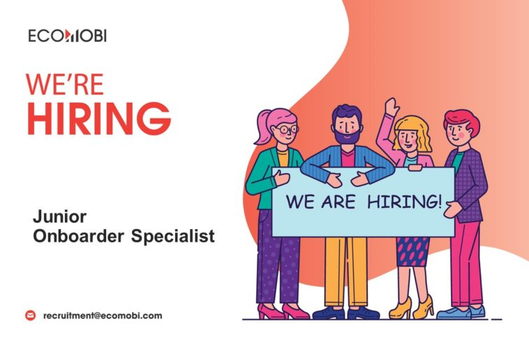 JUNIOR ONBOARDER SPECIALIST | HANOI | FULL TIME