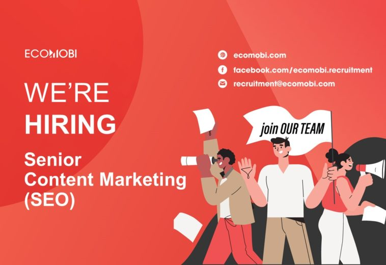 SENIOR CONTENT MARKETING – SEO (SSP) | FULL TIME | HANOI