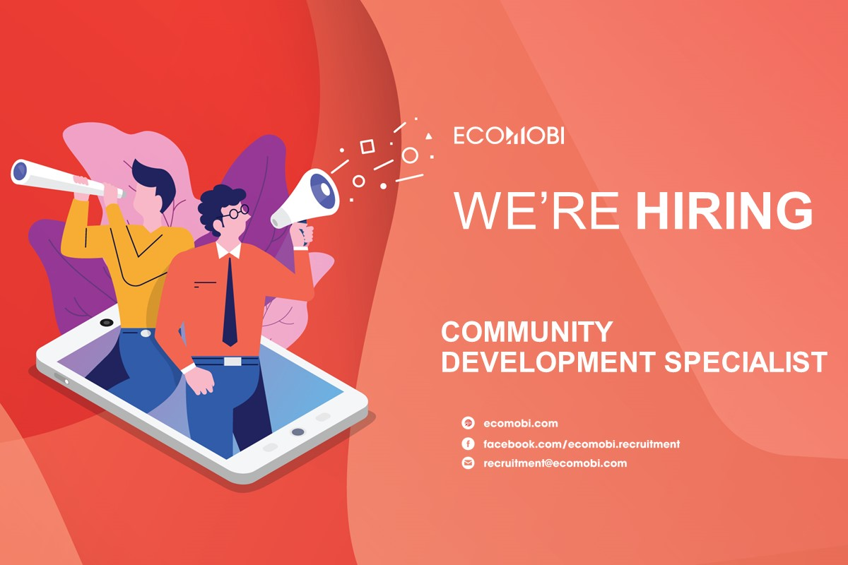 COMMUNITY DEVELOPMENT SPECIALIST (SOCIAL SELLER) | FULL TIME | HANOI