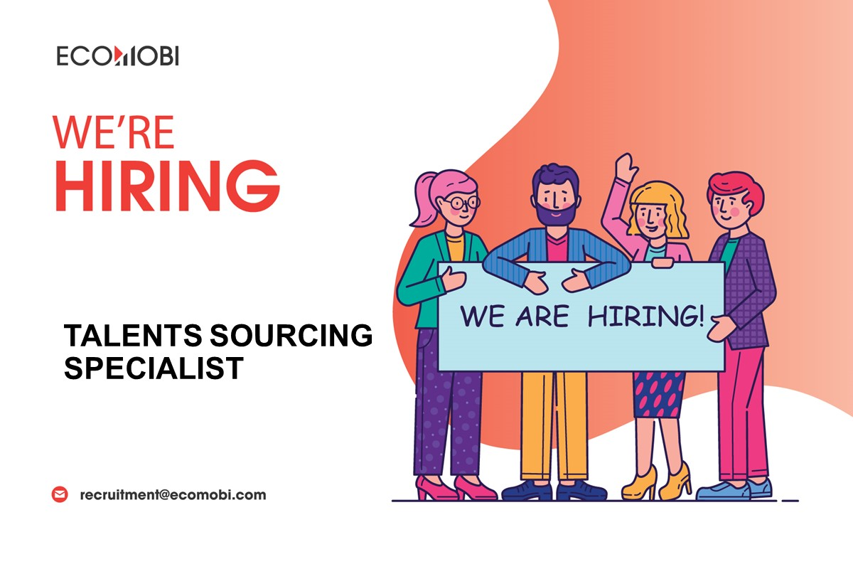 TALENT SOURCING EXECUTIVE | FULL TIME | HANOI