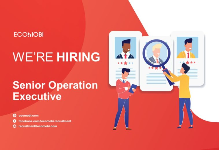 SENIOR OPERATION EXECUTIVE | FULL TIME | HANOI