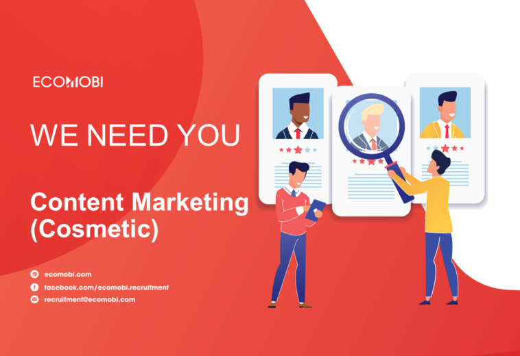 URGENT | CONTENT MARKETING EXECUTIVE | FULL-TIME | HANOI