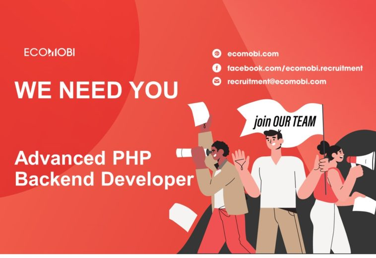 ADVANCED PHP BACKEND DEVELOPER | FULL TIME | HANOI