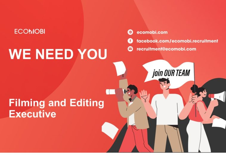FILMING AND EDITING EXECUTIVE | FULL TIME | HCM
