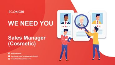 SALES MANAGER (B2C – COSMETIC) | FULL TIME | HANOI
