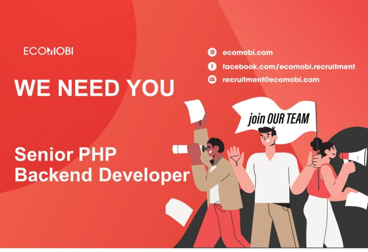 SENIOR PHP BACKEND DEVELOPER | FULL TIME | HANOI