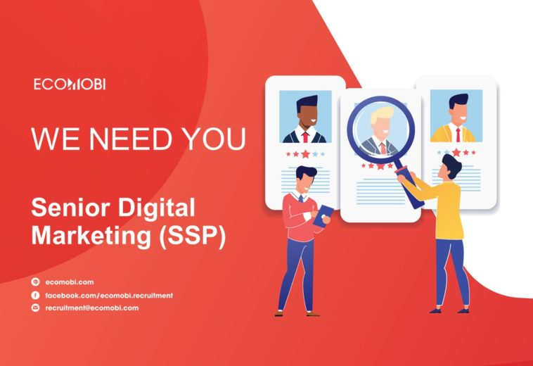 SENIOR DIGITAL MARKETING EXECUTIVE (SSP) | FULL TIME | HANOI