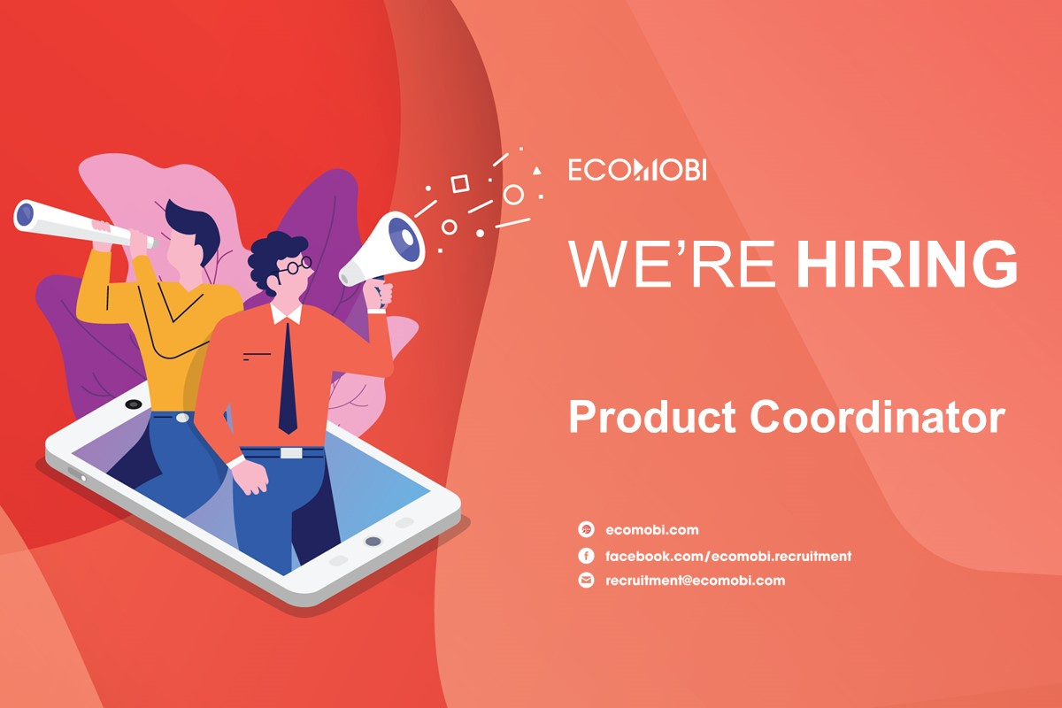 PRODUCT COORDINATOR | FULL-TIME | HANOI