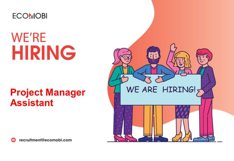 TRỢ LÝ PROJECT MANAGER | FULL-TIME | HANOI