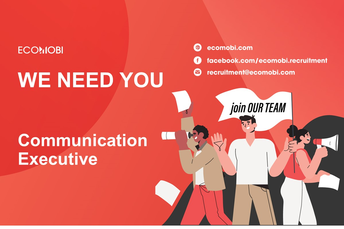 COMMUNICATION EXECUTIVE | FULL-TIME | HANOI