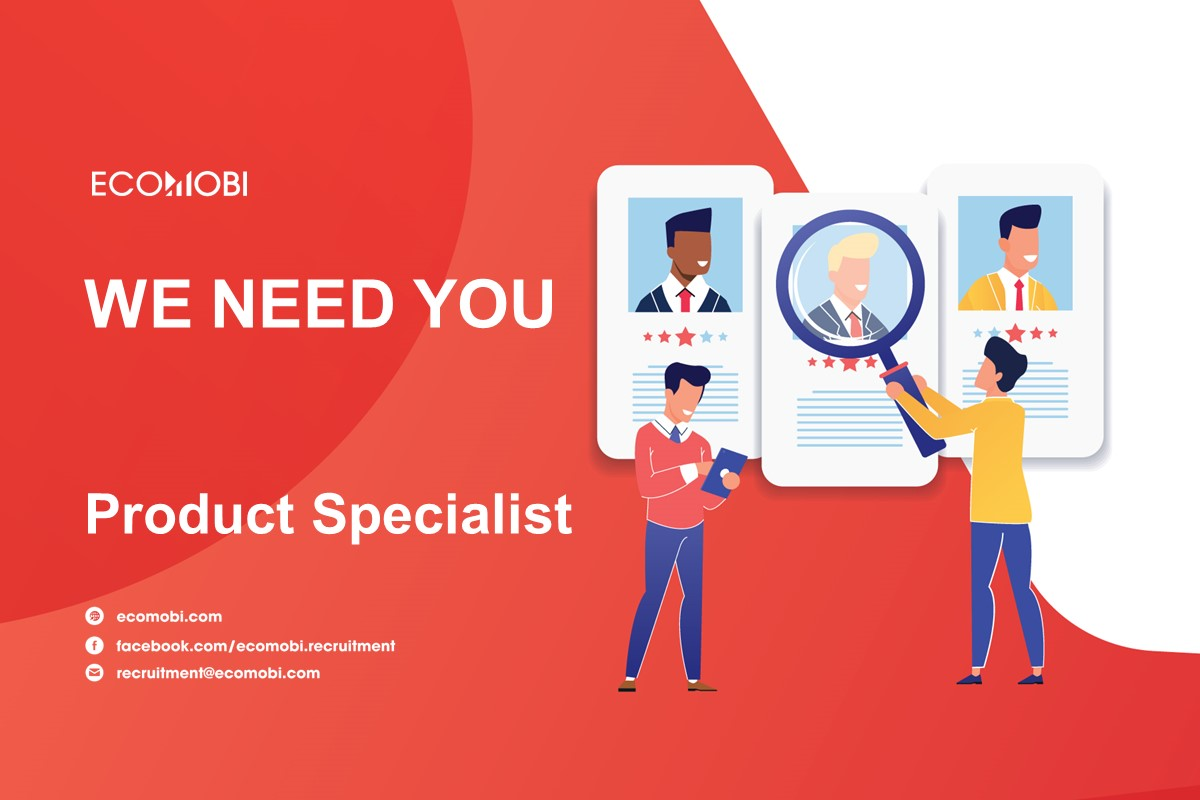 PRODUCT SPECIALIST | FULL-TIME | HANOI
